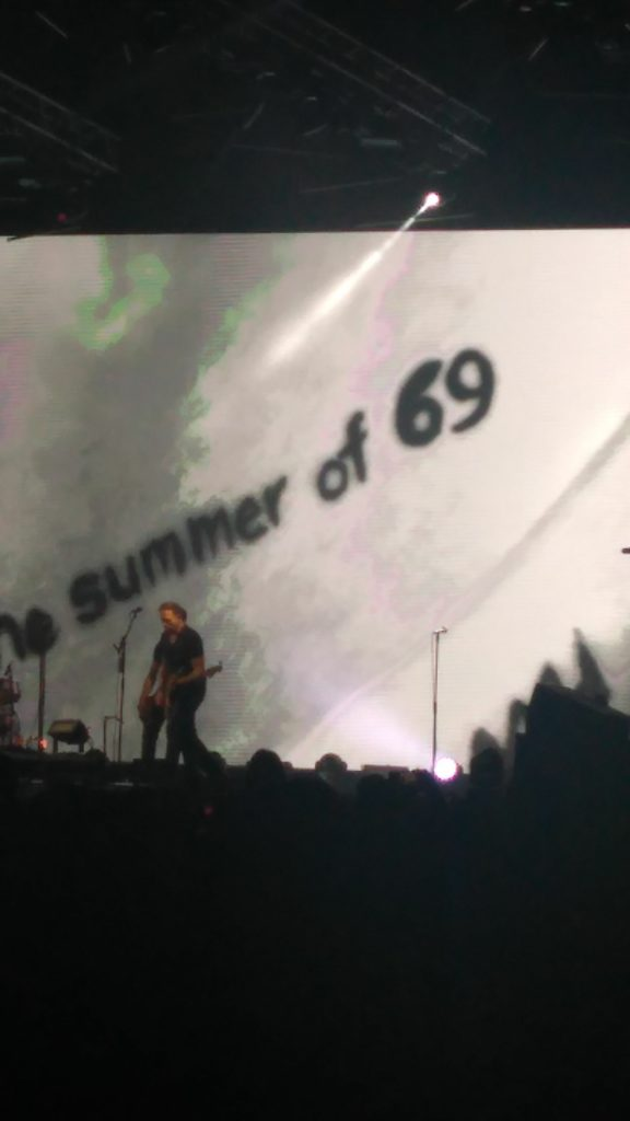 summer 69 bryan adams